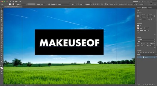 add text illustrator