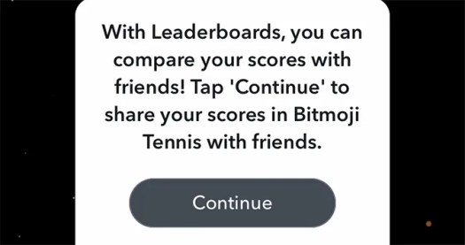 How to Enable Leaderboard in Snapchat Games