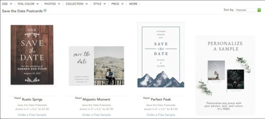 Magnet Street Save The Dates