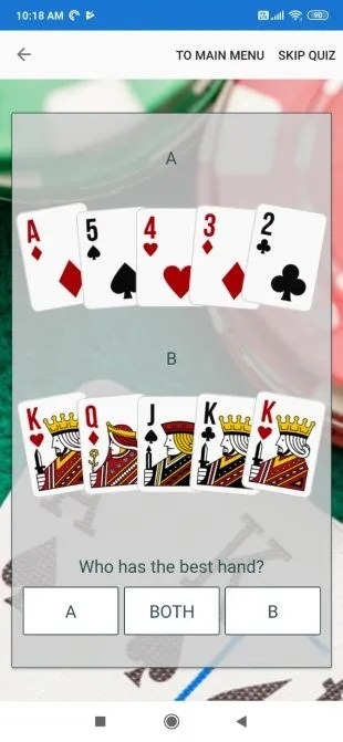 5+ Best Free Poker Apps to Play Texas Hold'Em With Friends Online 4