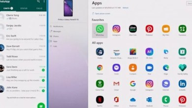 Photo of Microsoft's Your Phone App Can Now Run Android Apps on Your PC