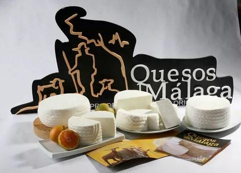 Quesos de Málaga