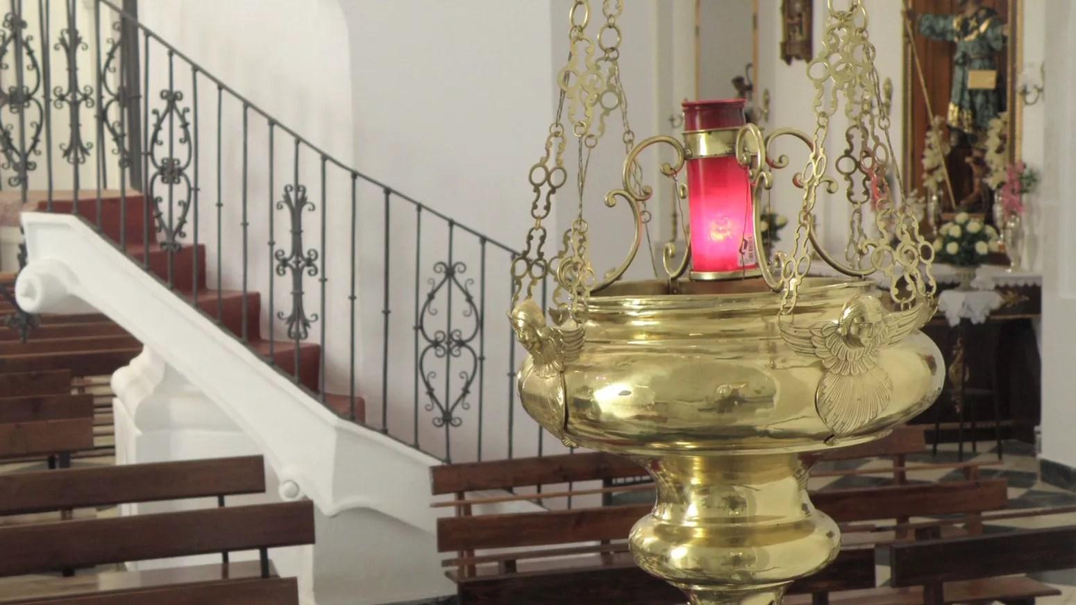 Imagen de Alpandeire. Iglesia San Antonio de Padua8