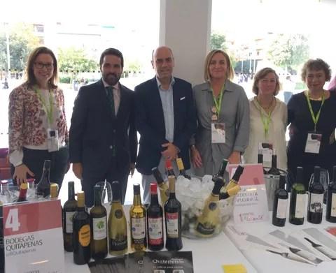 Con el alcalde de Alicante,Gabriel Echávarri