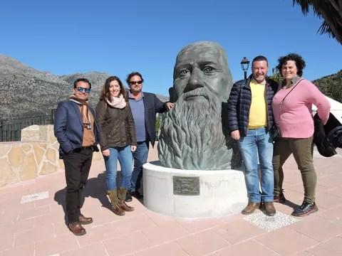 Estatua Fray Leopoldo