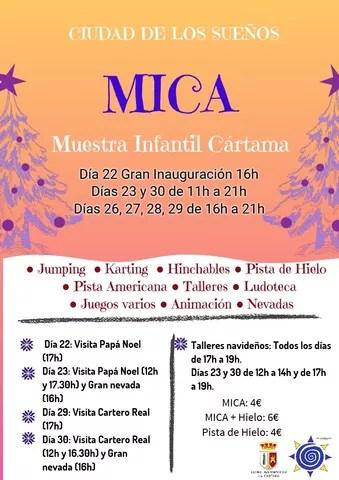 Cartel MICA 2017