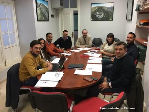 Reunión Grupo de Coordinación Interna del nuevo Plan Local de Infancia y Adolescencia de Cártama