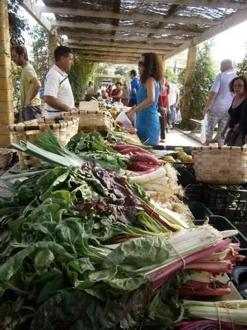 Mercado ecológico CártamaEco