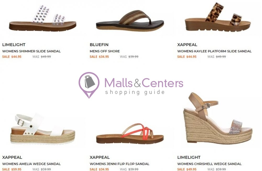 https www mallscenters com weekly ads rack room shoes