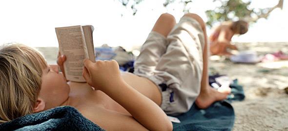 Τα καλύτερα παιδικά βιβλία για το καλοκαίρι!