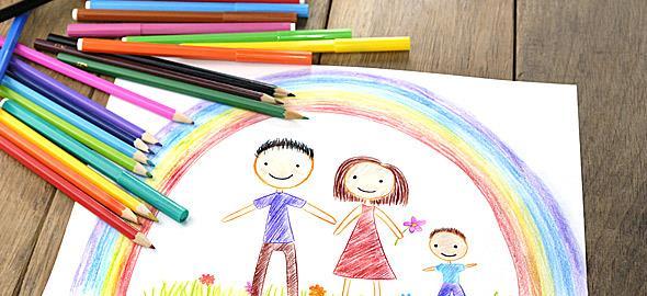 Η ζωγραφική στη ζωή του παιδιού