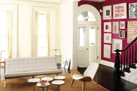 How to Use More Than One Paint Color in a Room   Mansion Global How to Use More Than One Paint Color in a Room