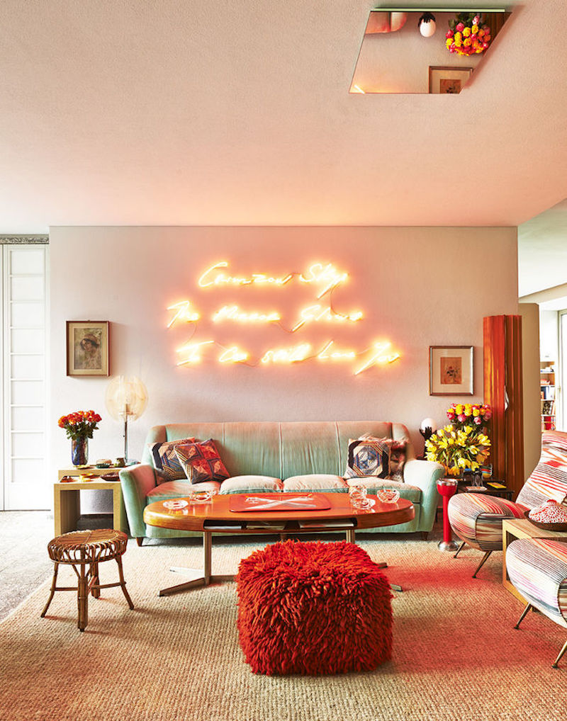 Daring Home Decor Neon Lights For Every Room