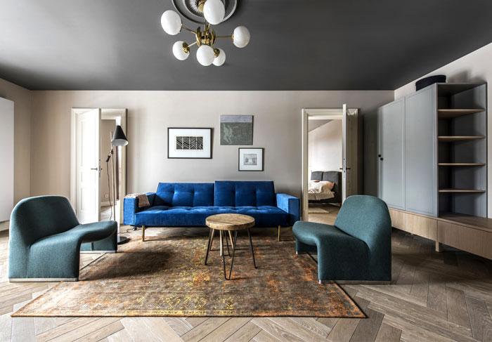 Modern Classic Apartment