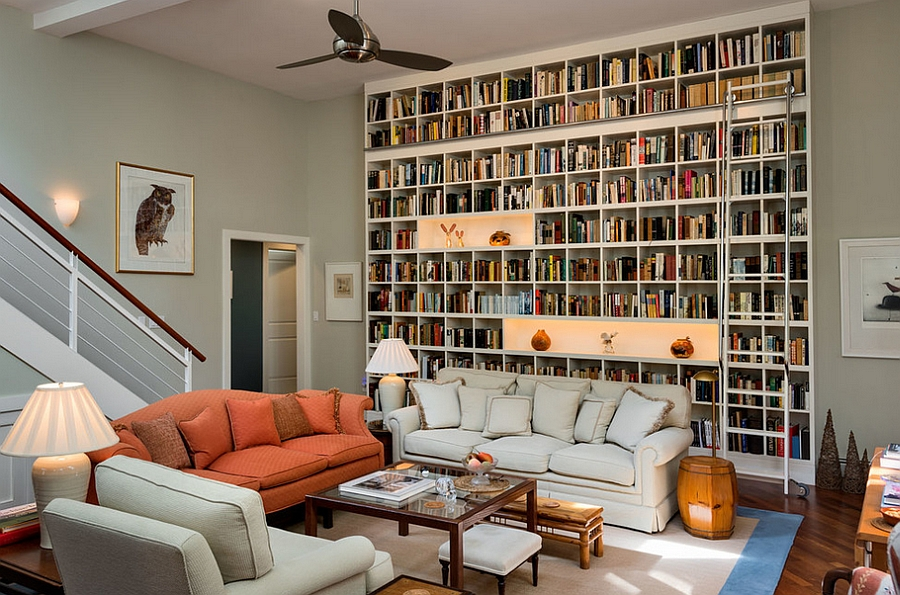Trendy Ideas To Creatively Decorate Your Home With Books