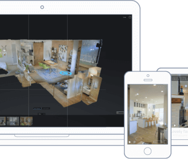 3d Real Estate Tours On Desktop Mobile And Tablet