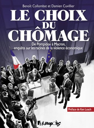 Le chox du chômage - © Benoit Collombat Daminen Cuvillier