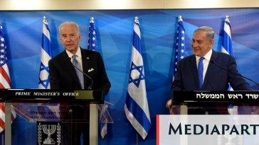 Israël: malgré les appels de la gauche, Biden reste très prudent