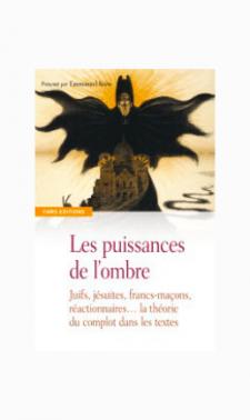 Emmanuel Kreis est l'auteur des Puissances de l'ombre paru en 2009 aux éditions du CNRS.