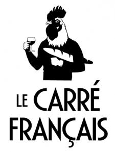 Le logo du Carré français.
