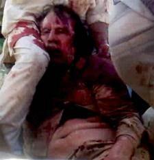 Kadhafi capturé