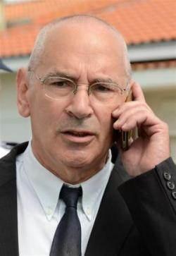 Le procureur Claude Laplaud