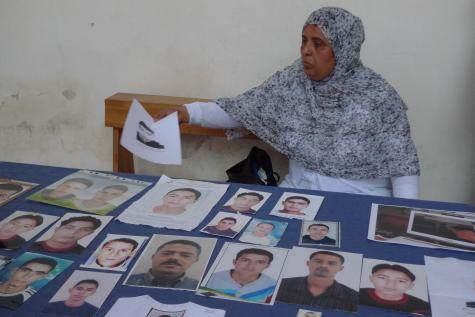 Une des mères tunisiennes.