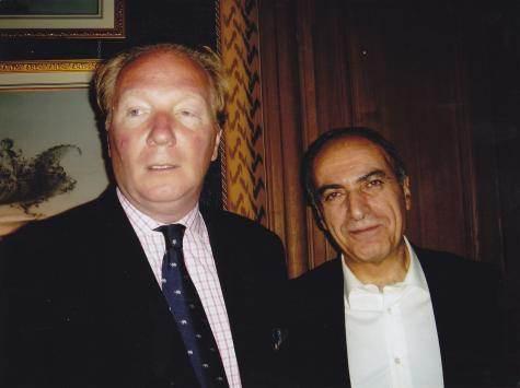 MM. Hortefeux et Takieddine, en 2005