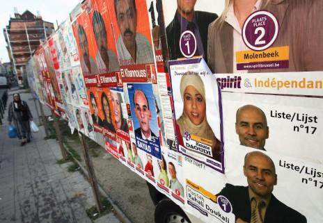En Belgique, les étrangers extra-communautaires peuvent voter et être élus depuis 2004