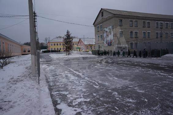 La colonie pénitentiaire no 14 où est détenue Nadedja Tolokonnikova