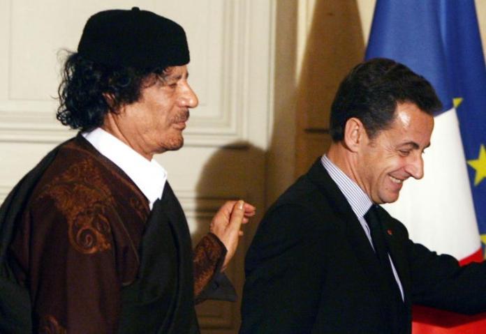 Le 10 décembre 2007, à Paris.