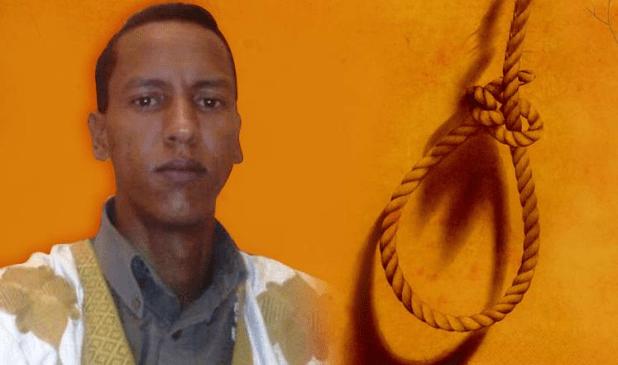 Mohamed Cheikh Ould Mkheitir, condamné à mort pour avoir appelé à un meilleur traitement pour les siens. Source: blogs.mediapart.fr