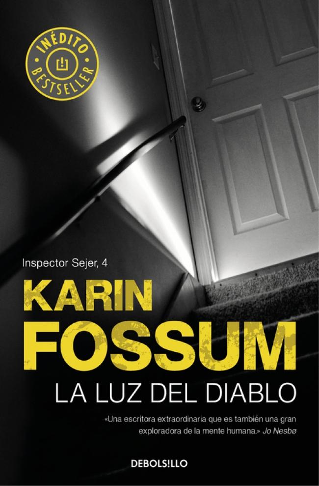 Resultat d'imatges de la luz del diablo karin fossum