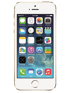 Apple iPhone 5S Reconditionn     Or pas cher   prix  caract    ristiques  avis Apple iPhone 5S Reconditionn     Or