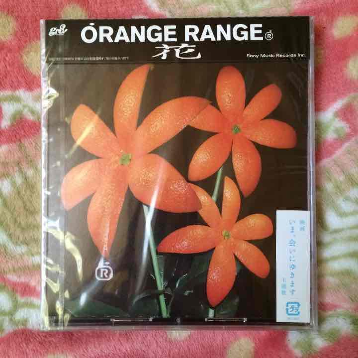 すべての美しい花の畫像: 最高かつ最も包括的な花 Orange Range