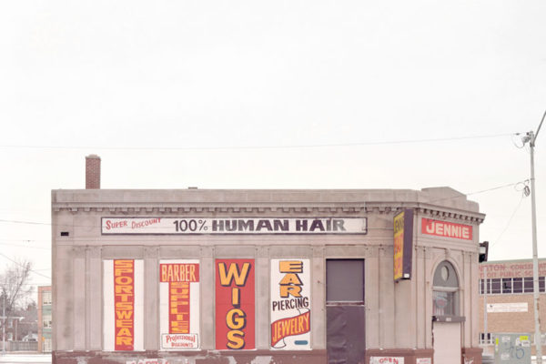 Lost Facades Of The 1970s Anti Walmart