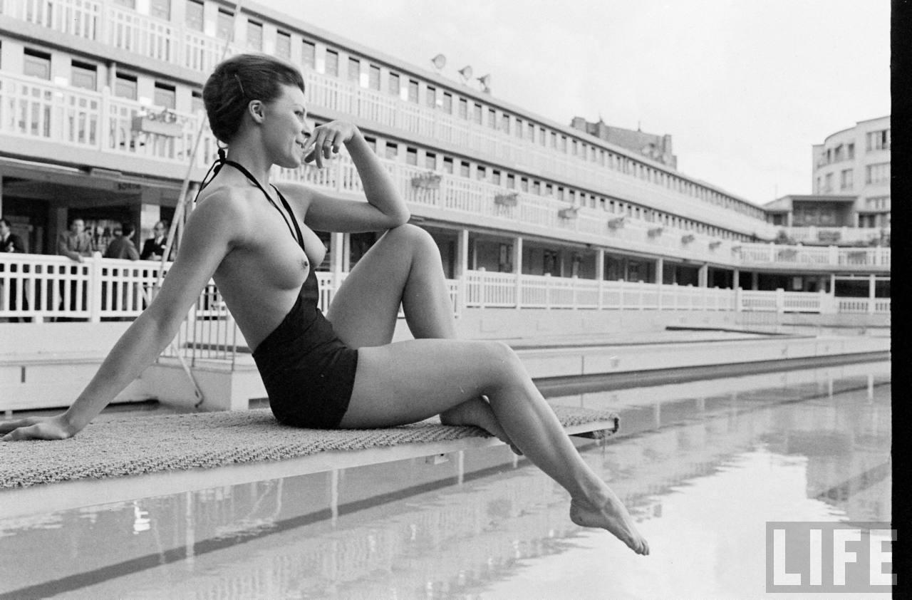 Resultado de imagen para monokini 1960