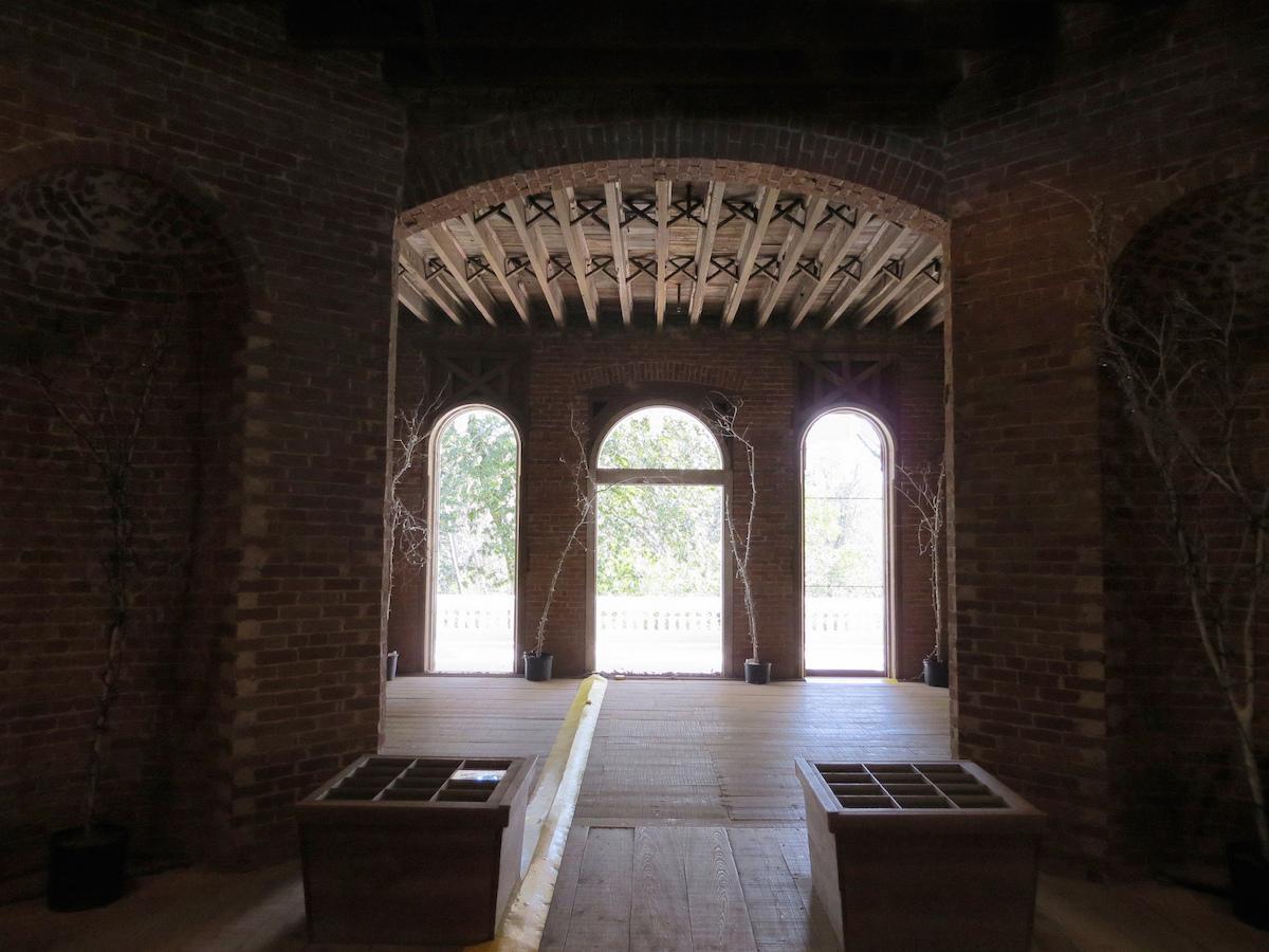 Interior Doors Temporary