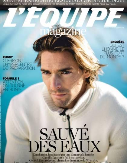 L Equipe Magazine N° 1741 du samedi 28 novembre 2015