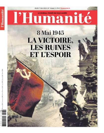 LHumanite Du Jeudi 07 Mai 2015