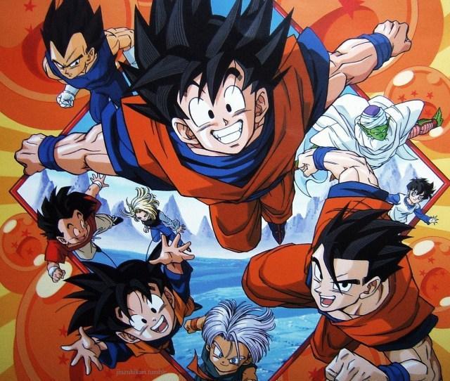 Akira Toriyama Toei Animation Dragon Ball Videl Son Goten