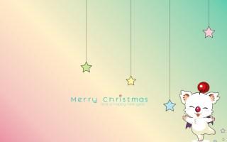 Moogle Christmas