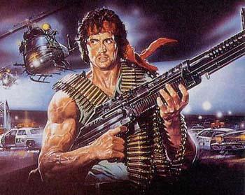 Rambo - All The Tropes