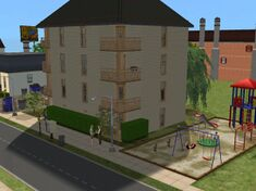 Apartment The Sims Wiki