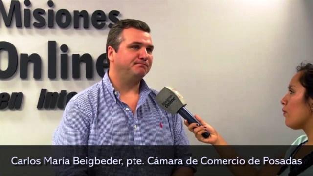 Beigbeder habla sobre el consumo y la falta en góndolas de alimentos