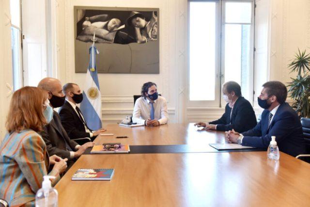 El Gobierno nacional firmó acuerdo del fondo fiduciario con Entre Ríos por 3800 millones de pesos