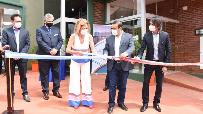Herrera Ahuad inauguró el primer Juzgado Universal en Montecarlo -  MisionesOnline