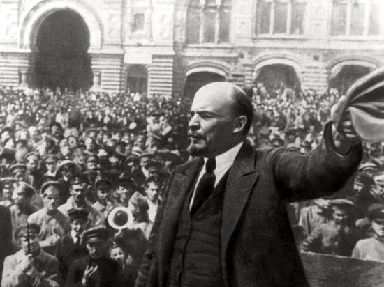 Ленин оказался самым выдающимся соблазнителем России - МК