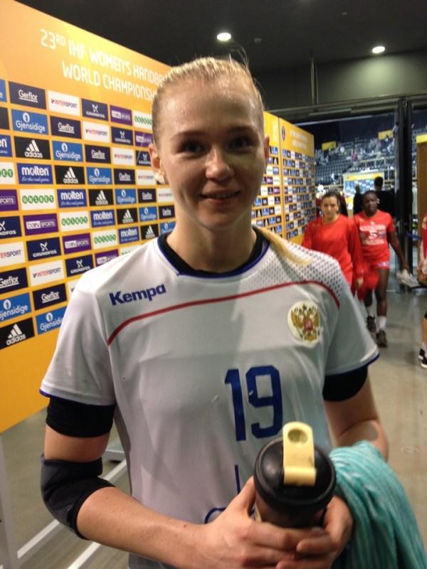 Гандбол, чемпионат мира-2017: Евгению Трефилову не дают ...