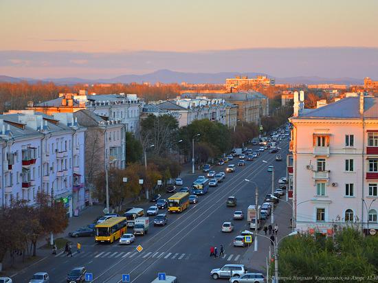 Комсомольск-на-Амуре остался без газовых автобусов - МК ...